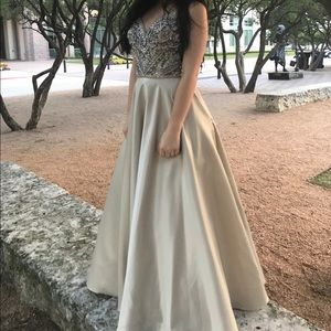 Mori Lee Dresses - Mori Lee Prom Dress